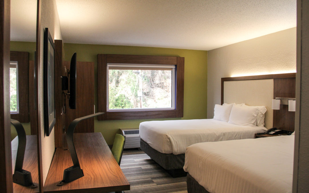 Holiday Inn Express: Sneak Peek